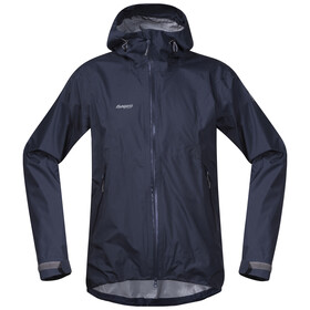 Bergans M's Letto Jacket Navy/Solid Grey